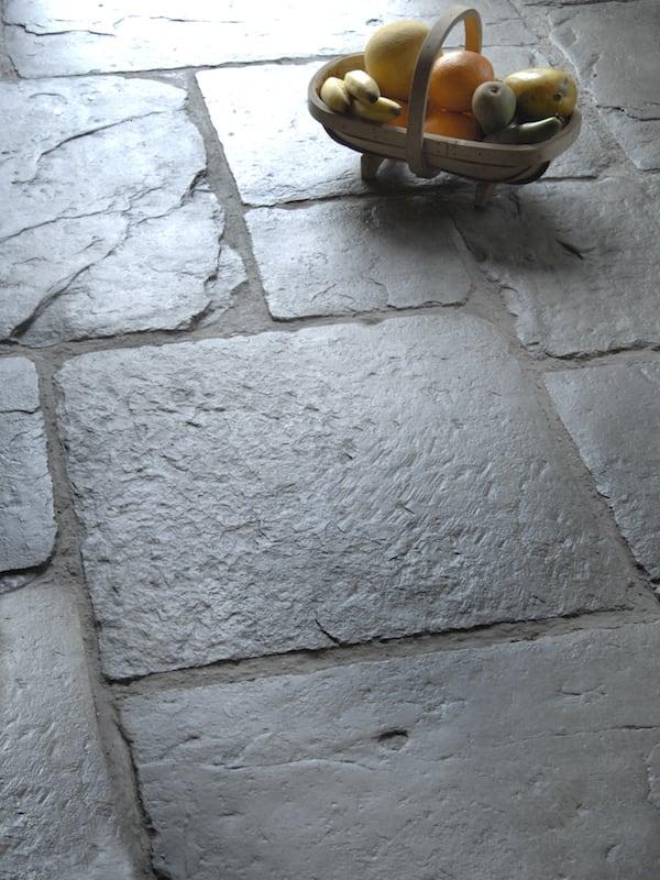 ריצוף חוץ מודולרי אבן טבעית מיקס של עד 6 מידות